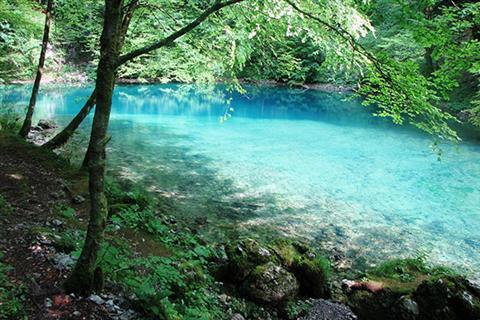 Naast Nationale Parken presenteren de Natuurparken een unieke natuurlijke schoonheid van dit gebied.
