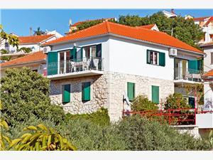 Appartements Lina Hvar - île de Hvar, Superficie 35,00 m2, Distance (vol d'oiseau) jusque la mer 150 m, Distance (vol d'oiseau) jusqu'au centre ville 300 m