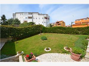 Apartamenty Bovarović Błękitna Istria, Powierzchnia 38,00 m2