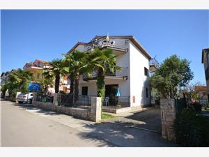 Apartmaji Ljiljana Novigrad, Kvadratura 28,00 m2