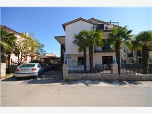Appartements Ljiljana Novigrad, Superficie 28,00 m2