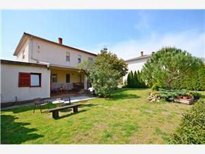 Appartement Blauw Istrië,Reserveren Mirela Vanaf 58 €