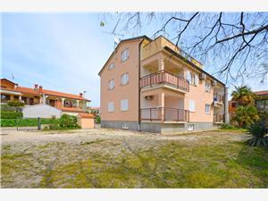 Appartementen Labinjan Porec,Reserveren Appartementen Labinjan Vanaf 100 €