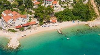 Beachfront accommodation Croatia