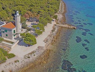 Lighthouses in Croatia