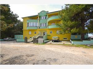 Apartman Blaženka Pula, Kvadratura 38,00 m2, Zračna udaljenost od mora 200 m