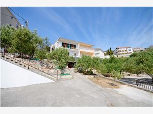 Appartements Slobodan Okrug Gornji (Ciovo),Réservez Appartements Slobodan De 87 €