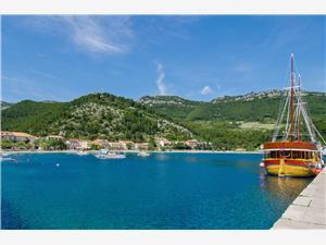 Beachfront accommodation Peljesac,Book Lazar From 66 €