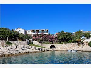 Lägenhet och Rum Nikola Zastrazisce - ön Hvar, Storlek 74,00 m2, Luftavstånd till havet 15 m