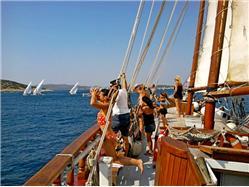 Vodice archipelago sailing Lokva Rogoznica