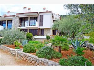 Apartmány Marija , Prostor 40,00 m2, Vzdušní vzdálenost od moře 250 m, Vzdušní vzdálenost od centra místa 200 m