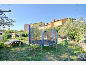 Apartmani Nenad Plava Istra, Kvadratura 40,00 m2, Zračna udaljenost od centra mjesta 500 m