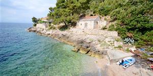 Maison - Gdinj - île de Hvar