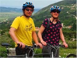 Dubrovnik Wine Country Biking 4 days Molunat