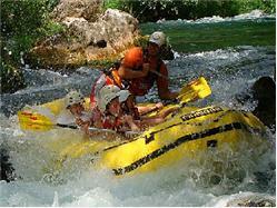 Cetina River rafting (Split) Makarska