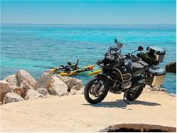 Zadar: Bikers landscape thrill Vidalici - Insel Pag