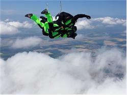 Zadar: Tandem skydiving Mali Losinj - ön Losinj