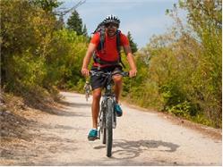 Cycling NP Plitvice Mali Losinj - ön Losinj