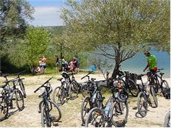 Biciklom oko NP Krka (Zadar, Split, Šibenik) Starigrad Paklenica