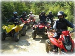Istria: Quad safari Barban  (one person per quad, 3h) Kavran (Krnica)