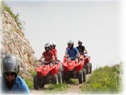 Istria: Quad safari Barban (one person per quad, 4h) Labin