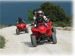 Istria: Quad safari (full day, one person per quad) Kavran (Krnica)