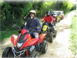 Istria Experince (one person per quad, 5h) Kavran (Krnica)