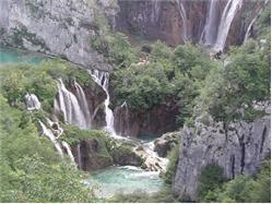 Rovinj: Plitvice lakes Krk - island Krk