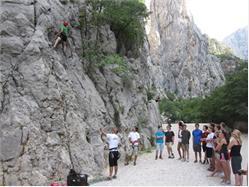 Zadar: Sportsko penjanje u NP Paklenici - grupni tečaj