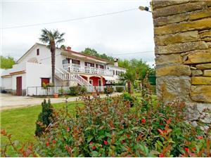 Apartmán Dino Zelená Istria, Rozloha 60,00 m2, Ubytovanie sbazénom