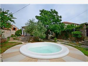 Casa Teo Vrboska - isola di Hvar, Casa di pietra, Dimensioni 125,00 m2, Distanza aerea dal centro città 100 m