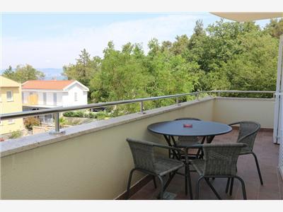 Alloggio appartamenti iva 86111 dobrinj isola di krk for Piano di abbozzo domestico