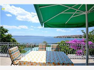 Beachfront accommodation Stjepan Okrug Gornji (Ciovo),Book Beachfront accommodation Stjepan From 62 €