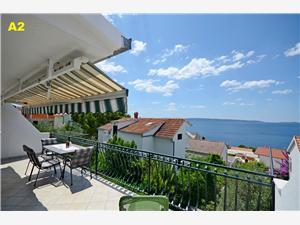 Apartmaji Mirjana Okrug Gornji (Ciovo),Rezerviraj Apartmaji Mirjana Od 88 €