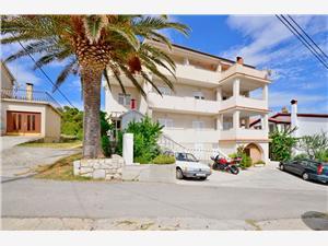 Appartamenti Marija Isole del quarnaro, Dimensioni 35,00 m2, Distanza aerea dal centro città 400 m