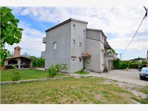 Appartement Sanja Rab - île de Rab, Superficie 98,00 m2, Distance (vol d'oiseau) jusqu'au centre ville 500 m