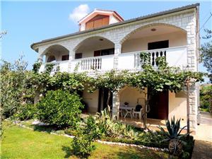 Apartmanok Radojka Malinska - Krk sziget, Méret 30,00 m2