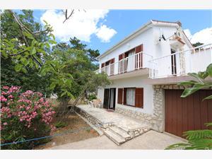 Appartement Kralj Fucak Silo - île de Krk, Superficie 40,00 m2, Distance (vol d'oiseau) jusque la mer 100 m, Distance (vol d'oiseau) jusqu'au centre ville 700 m