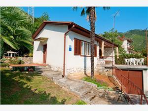 Дом Mirella Кварнер, квадратура 60,00 m2, Воздух расстояние до центра города 400 m