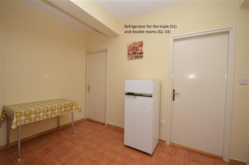 Appartements et Chambres Gordana