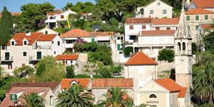 Апартаменты - Splitska - ostrov Brac