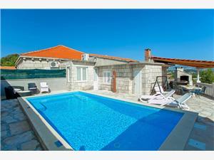 Maisons de vacances Les îles en Dalmatie du sud,Réservez Ivica De 175 €