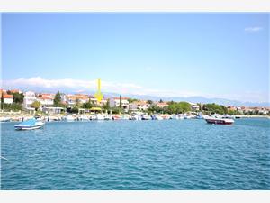 Appartementen Ervin , Kwadratuur 50,00 m2, Lucht afstand tot de zee 40 m, Lucht afstand naar het centrum 500 m