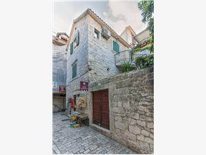 Апартаменты Ivica Trogir, Каменные дома, квадратура 50,00 m2, Воздуха удалённость от моря 200 m