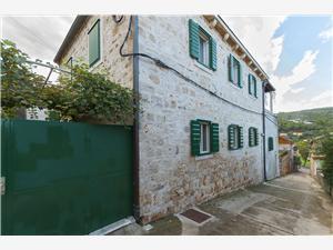 Appartementen Branko Postira - eiland Brac, Kwadratuur 50,00 m2, Lucht afstand naar het centrum 50 m