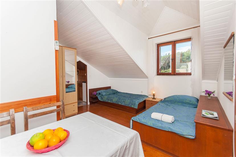 Apartmá A2, pro 4 osoby