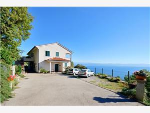 Appartement Opatija Riviera,Reserveren Erika Vanaf 84 €
