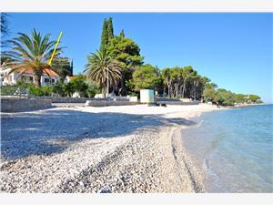 Apartmány Jerko Sutivan - ostrov Brac, Prostor 60,00 m2, Vzdušní vzdálenost od moře 10 m, Vzdušní vzdálenost od centra místa 500 m