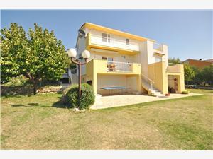 Апартаменты Mladen Kastel Sucurac, квадратура 80,00 m2