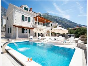 Villa Makarska riviéra,Foglaljon Petra From 113700 Ft